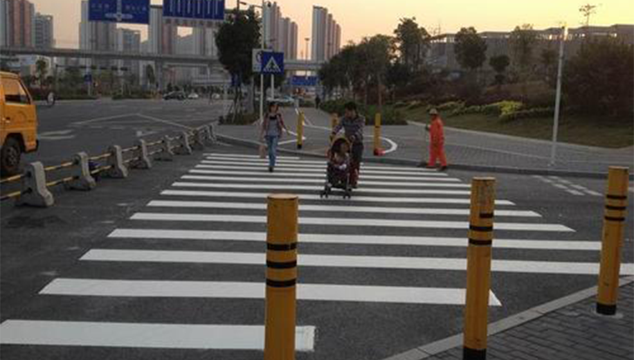 交通道路划线