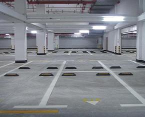 专业停车场划线