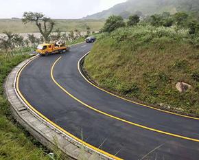 专业道路划线