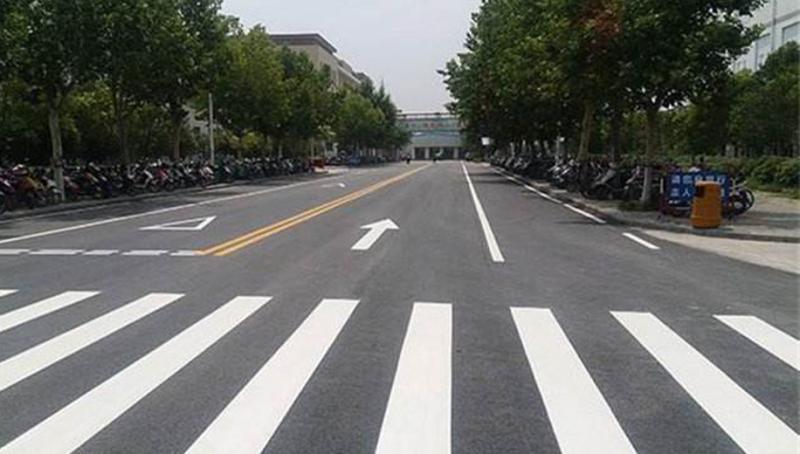 公路道路划线