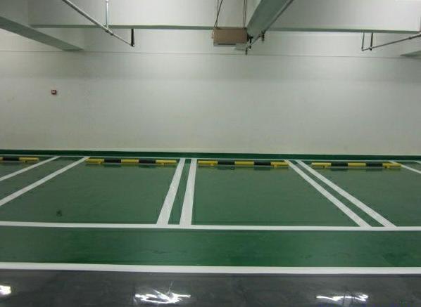 停车场划线项目的设计要点是什么?